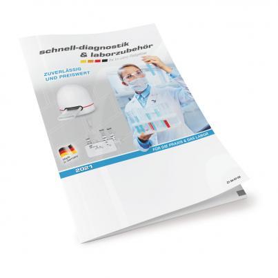 Der neue Schnelldiagnostik & Laborzubehör Katalog ist da