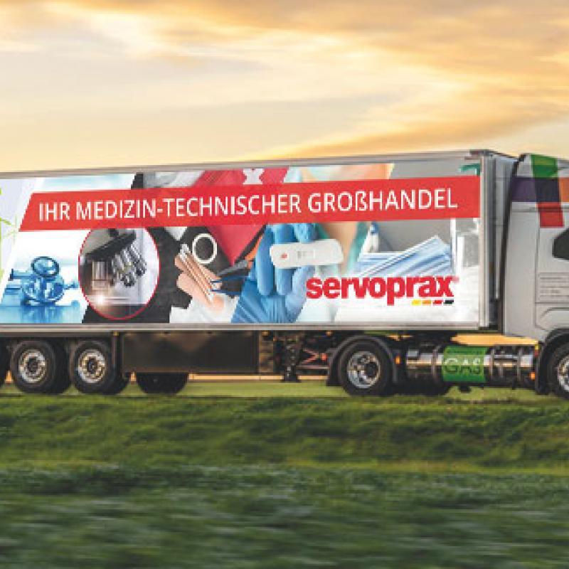 Die Lieferkette wird Greenliner