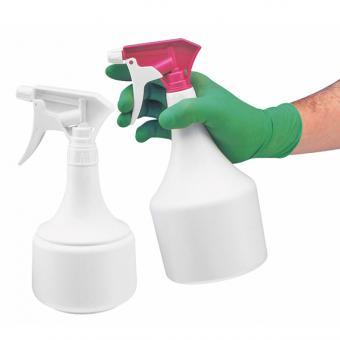 Handzerstäuber mit Flasche