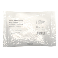 Poly-Handschuhe